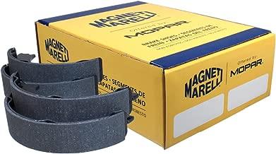 Magneti Marelli by Mopar 1AMVS00771 Parking Brake Shoe Set