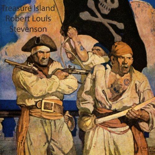 Treasure Island audiobook cover art