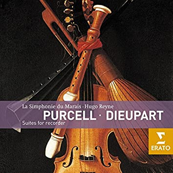 Dieupart & Purcell: Suites for Recorder
