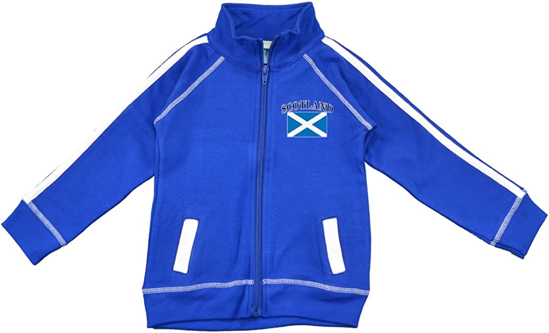 Fixed price for sale PAM GM Little Boys Scotland Track Soccer Excellence Jacket