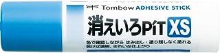 Tombow スティックのり消えいろピットXS PT-XSC スティックのり