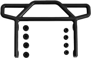 RPM Rear Bumper Black Rustler, RPM70812