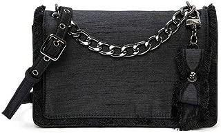 Women`s Collection Colma Clutch Convertible Crossbody Bag Black