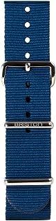 Briston - Bracelet Type NATO - Bleu Marine