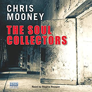 The Soul Collectors audiobook cover art