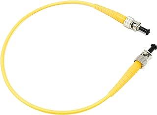 ST Fiber Optic Singlemode 9/125 Loopback Adapter