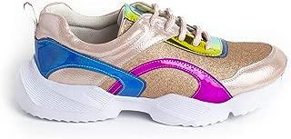 Minipicco Kız Genç Pudra Ortopedik Spor Ayakkabı