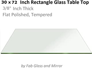 Fab Glass and Mirror T-30x72REC10THFLTE 30