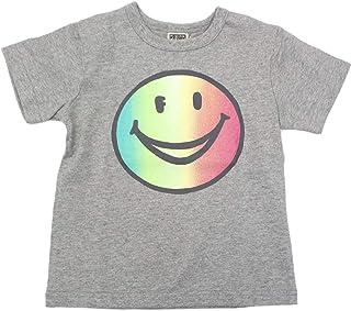 F.O.KIDS FOスマイルプリントTシャツ