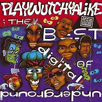 The Best Of Digital Underground: Playwutchyalike