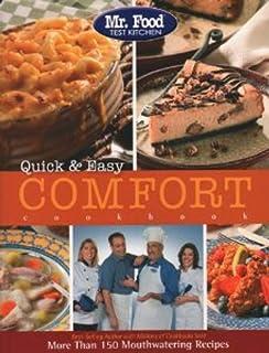 Mr Food Quick & Easy Comfort Cookbook
