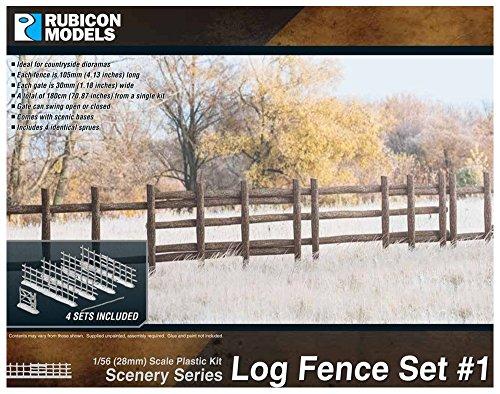 Best log fence