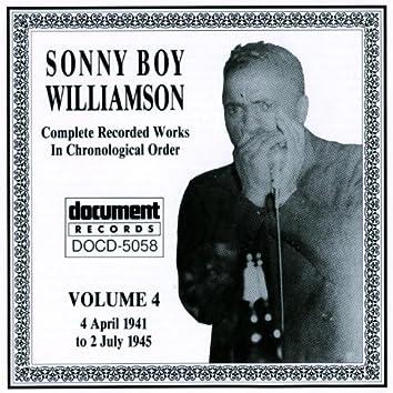 Sonny Boy Williamson Vol. 4 (1941 - 1945)