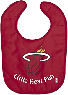 WinCraft NBA Miami Heat WCRA2060814 All Pro Baby Bib
