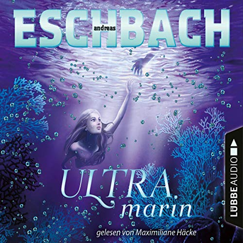 Ultramarin audiobook cover art