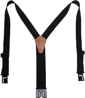 Perry Suspenders Men's Elastic Hook End Suspenders