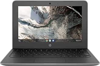 "HP Chromebook 11 G7 EE 11.6"" Chromebook Celeron N4000-4 GB RAM - 32 GB Flash Memory - Chrome OS 64-bit - Intel UHD Graphic..."