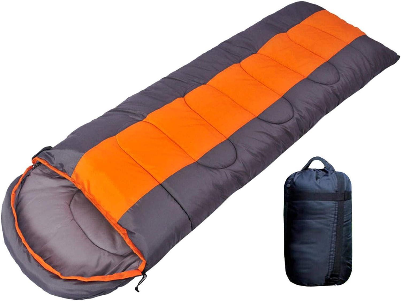 N\C Rare half Windproof Outdoor Camping Sleeping Ultralight Bag Warm Sleep