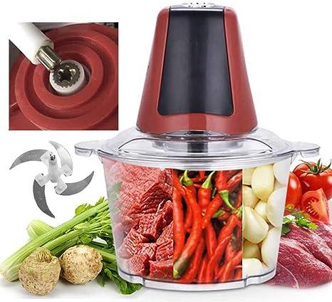 2//3L Electric Blender Food Chopper Meat Grinder Household Processor Machine