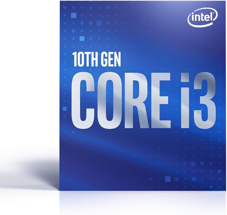 Procesador Intel BX8070110100 Core i3-10100, LGA1200