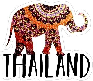 Story Storm Store Thailand Trip Souvenir Stickers (3 Pcs/Pack)