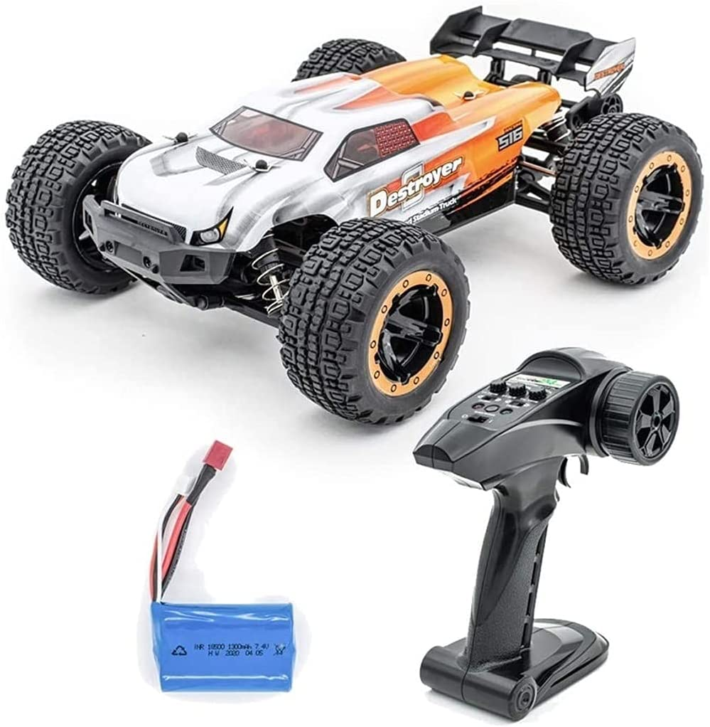 Liiokiy RC In stock Car Terrain Remote Control High Mo Excellent Off Speed Road