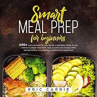 Smart Meal Prep for Beginners cover art