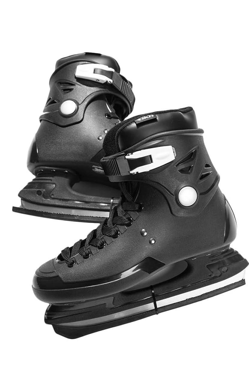 抑止するシェーバーアテンダント大人?成人用 アイススケート、アイスホッケー用シューズ 靴