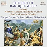 Best of Baroque Music by Cologne Chamber Orchestra (2003-08-26)