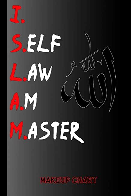 I Self Law Am Master Makeup Chart: Make-Up for Moorish American. Styling is not witchcraft. Write down your styling results. Colors and techniques forever held firm.
