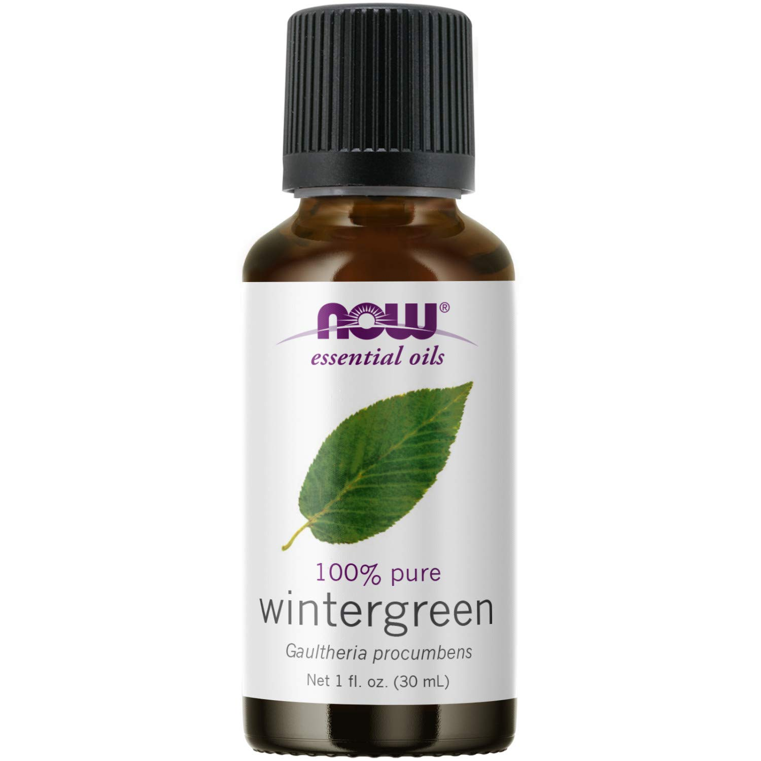 NOW Essential Oils Wintergreen Sc Aromatherapy Max 40% OFF Ranking TOP10 Stimulating Oil
