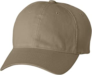 Low Profile Garment Washed Cotton Cap