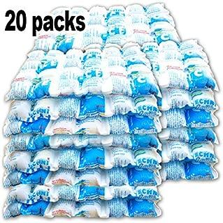 Techni Ice Heavy Duty Reusable Dry Ice/Heat Packs 20 Sheet Special