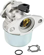 Pro Chaser 6.0 6.75 B&S Briggs and Stratton 799868 Engine Quantum Carburetor Replaces 127802-0640-01 120602-0129-E1 with Primer fits Craftsman 22'' 650 Series Mower Replaces Part# 917.376230