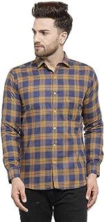 MAFATLAL Men Geometric Print Casual Shirt