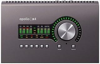 UNIVERSAL AUDIO Apollo x4 Heritage Edition オーディオインターフェイス Thunderbolt3 ユニバーサルオーディオ