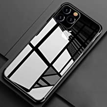 Phone Case for iPhone 11 Pro Max 2019 11 Pro X XR XS Max Fashion Soft Plating Protective Cases for iPhone X 6S 7 8 Plus 11 Pro,Black,for iPhone XR