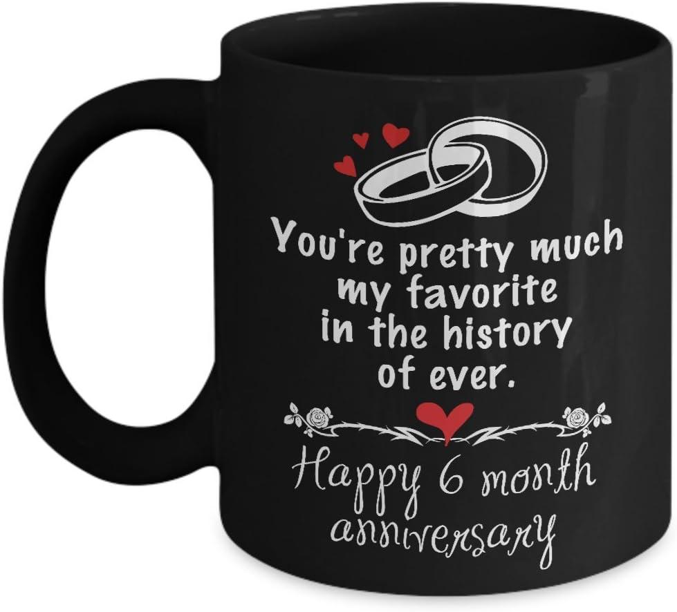 Anniversary month happy 6 70 Happy