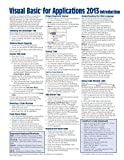 Visual Basic for Applications (VBA) 2013 Quick Reference Guide: Introduction (Cheat Sheet of Instructions, Tips & Examples - Laminated) by Beezix Inc. (2014-07-09) - Beezix Inc.