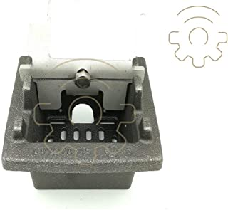 Brasero de repuesto de hierro fundido para estufa de pellets Pellet Negro EVO y Pellet Negro Plus EVO La para mujer Original
