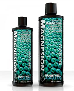 Brightwell Aquatics Magnesion - Liquid Magnesium Supplement for Reef Aquaria 500ml / 17oz