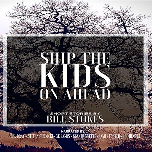 Ship the Kids on Ahead audiobook cover art