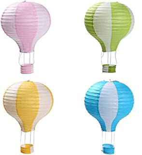 hot air balloon tags