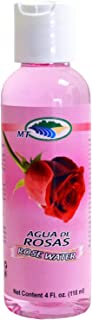 Agua De Rosas 4 Oz Rose Water Facial Toner