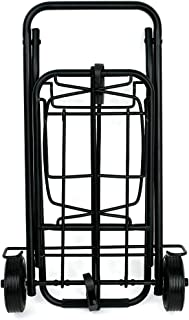 Stalwart 75-CARTLUG Folding Travel Cart, Holds up to 80 Pounds