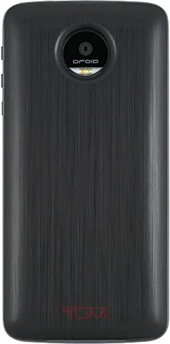 discount TUMI Battery Case new arrival for Motorolo Z Droid, Motorola Z Force Droid, Motorola online sale Z Play Droid - Metallic Black online sale
