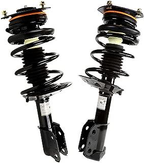 Auto Shack CST100002PR Front Complete Strut Spring...