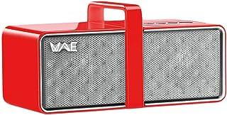 Hercules Mini Bluetooth Portable Speaker for Mobile Phones, Red
