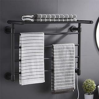 WanZhuanK Toalla Plana del Carril, toallero, termostato de Ambiente carriles de baño Toalla, toallero radiador, para el baño con Estilo Lujoso del Hotel