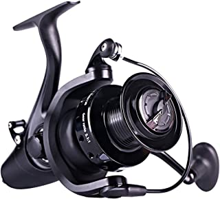 Sougayilang Spinning Fishing Reel 12+1BB Metal Body...